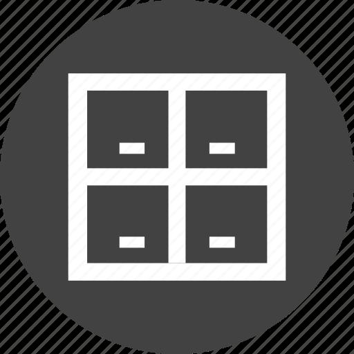 lock, locker, mail, valut icon