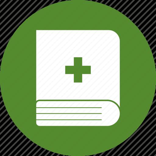 Book, medical icon - Download on Iconfinder on Iconfinder