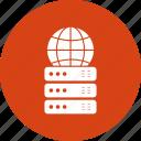 cloud, network, profile, server
