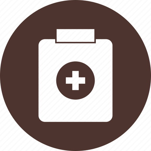 Documet, health, medical, report icon - Download on Iconfinder