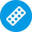 health, medical, tablets icon