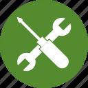 driver, repair, screw, tools, wrech