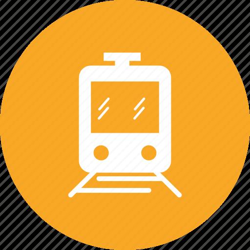 train, transport, transportation, travel icon
