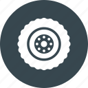 cup, transport, tyre, wheel icon