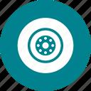 transport, transportation, travel, tyre, wheel icon