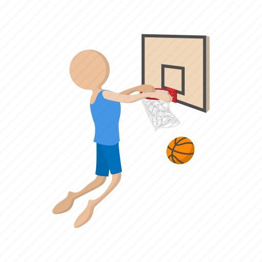 ball, basketball, cartoon, competition, sport, team icon