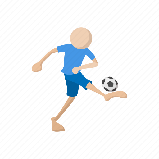 Ball, football, competition, game, sport, soccer, cartoon icon