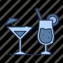 beverage, fresh, juice, soft drink, summer icon