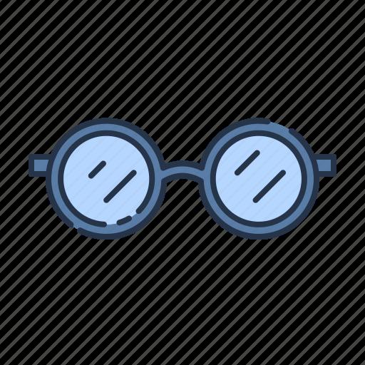 eye, glass, glasses, summer icon