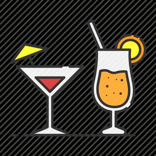 beach, beverage, juice, soft drink, summer icon