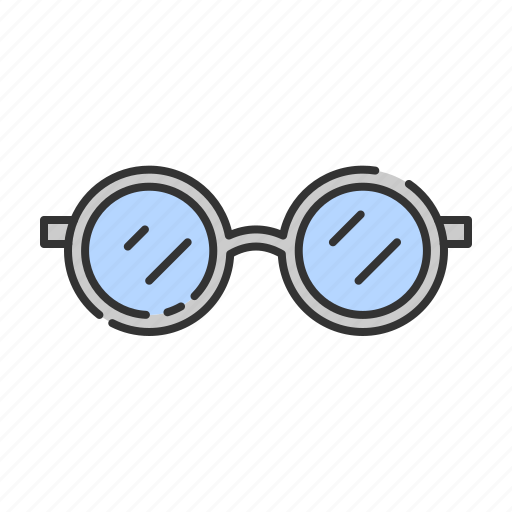 eye, glasess, glass, summer icon