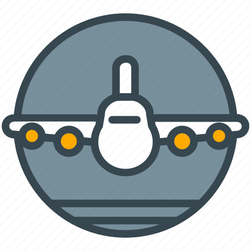 airplane, flight, holiday, plane, summer, vacation icon