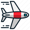 airplane, flight, plane, transportation, travel, vehicle