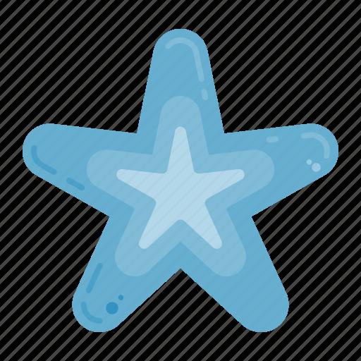 Ocean, sealife, starfish, summer icon - Download on Iconfinder