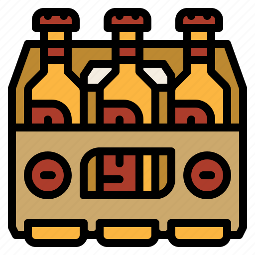 alcoholic, beer, beverage, bottle, drink icon