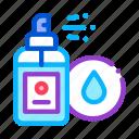 bottle, spray, sunscreen, waterproof