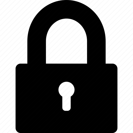 key, lock, locked, padlock, password, security icon