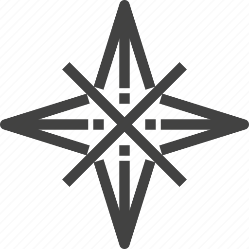 cross, star, superhero icon