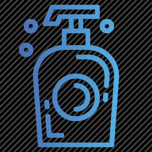Bathroom, liquid, soap, wash icon - Download on Iconfinder