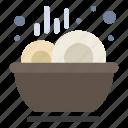 bowl, food, soup, stew icon