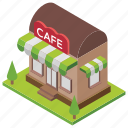 cafe, cafe building, coffee corner, coffee shop, tea shop