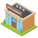 market, mart, shopping centre, shopping mall, shopping place