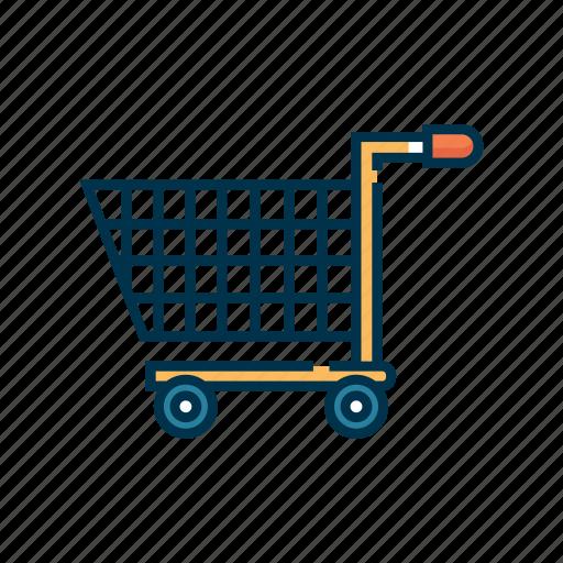 buy, cart, market, sale, shopping, shopping cart, store icon