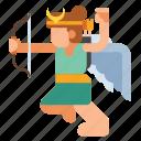 athena, goddesses, greek, mythology icon