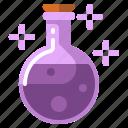 chemistry, laboratory, magic, potion icon