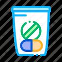 bag, medical, medicine, supplements