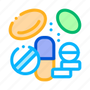 game, medicines, sport, supplements icon