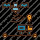 gps, location, navigation, tracking, truck