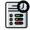 icon, color, time, timer, watch, stopwatch