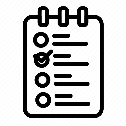 Icon, line, 1, list, document, folder, format icon - Download on Iconfinder