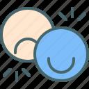 happy, emotion, feedback, review, emoji
