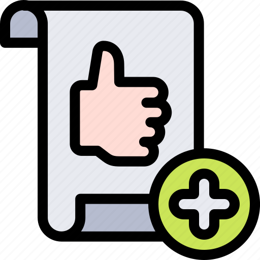 add, audience, online, polling, survey icon