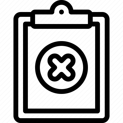 audience, clipboard, online, polling, survey icon