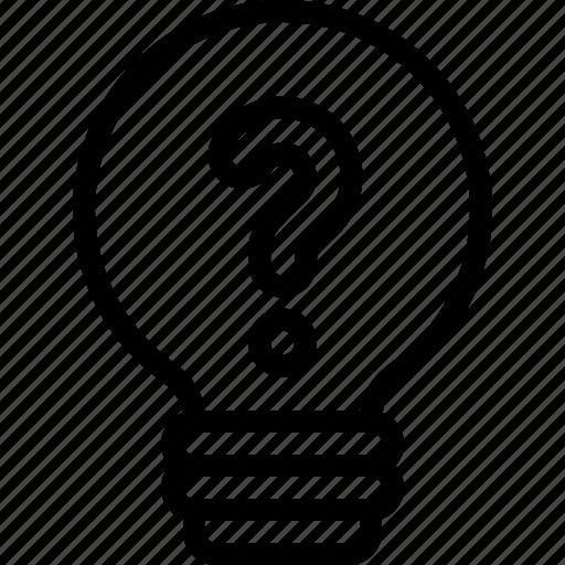 audience, idea, online, polling, question, survey icon