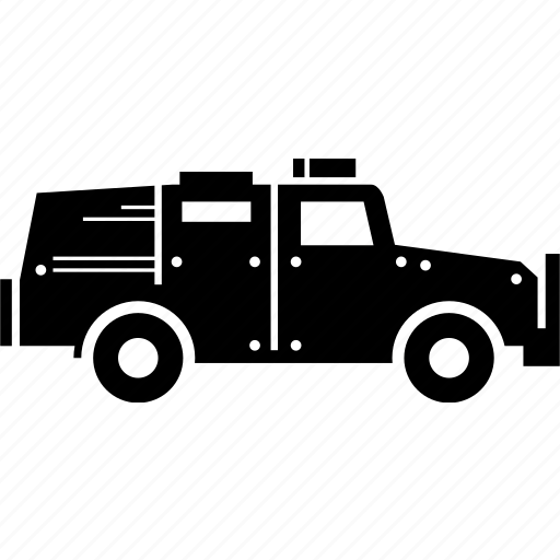 car, police, swat, truck, vehicle icon
