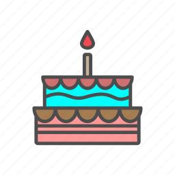 cake, candy, cupcake, sweet, sweets icon