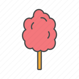 candy, strawberry, sweet, sweets icon