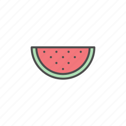 candy, fresh, melon, sweet, water icon
