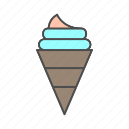 candy, cream, fresh, ice, sweet icon