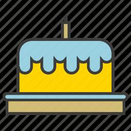 cake, dessert, sweets icon