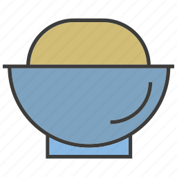 bowl, dessert, sweets icon