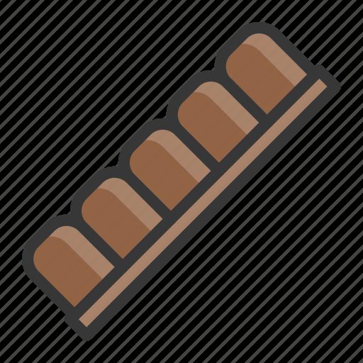 chocolate, dessert, food, sweets icon