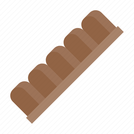 chocolate, chocolate bar, dessert, food, sweets icon