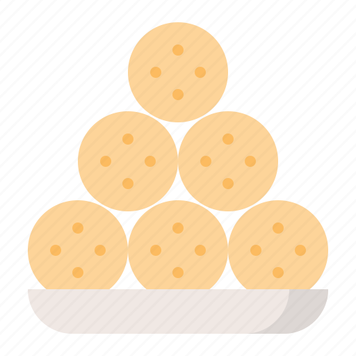 dessert, food, sesame ball, sweets icon