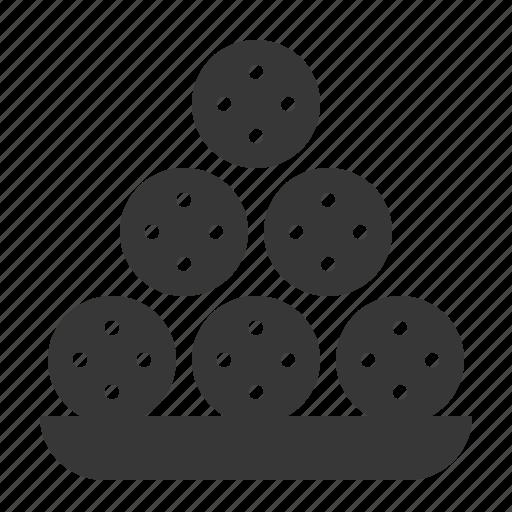 Desser, food, sesame ball, sweets icon - Download on Iconfinder
