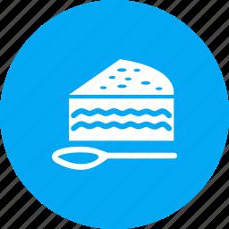 cake, chocolate, cream, dessert, food, fresh, fruit icon
